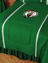 Boston Celtics Sidelines Comforter