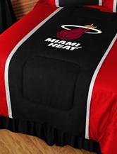 Miami Heat Sidelines Comforter