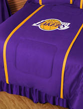 Los Angeles Lakers Sidelines Comforter