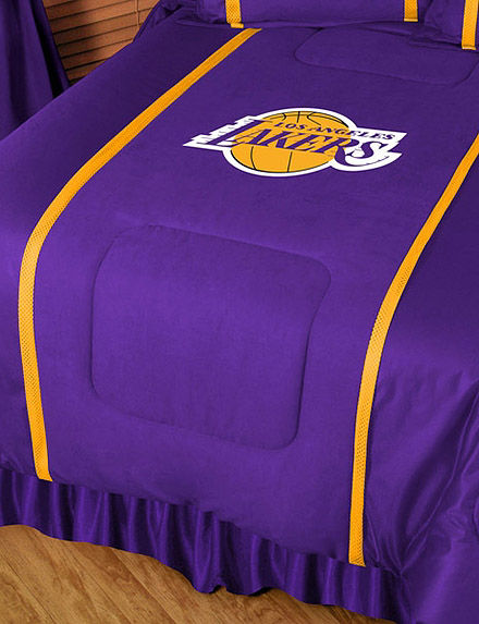 Sports Coverage  Comforters & Comforter Sets NBA