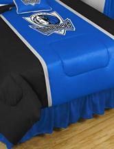 Dallas Mavericks Sidelines Comforter
