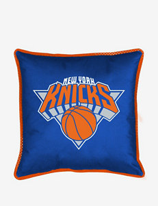Sports Coverage Light Blue Decorative Pillows