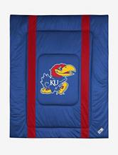 Kansas Jayhawks Sidelines Comforter