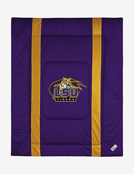 Sports Coverage Purple Comforters & Comforter Sets NCAA