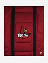 University of Louisville Cardinals Sidelines Comforter