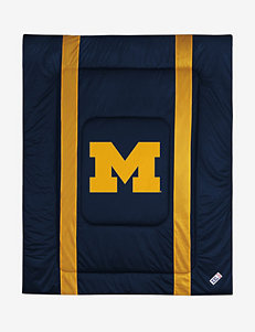 Michigan Wolverines Sidelines Comforter