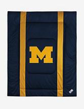 Michigan Wolverines Sidelines Comforter