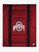 Ohio State Buckeyes Sidelines Comforter