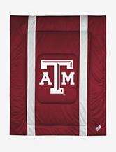 Texas A&M Aggies Sidelines Comforter