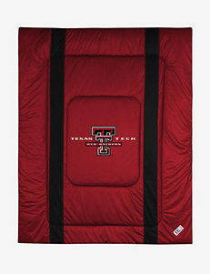 Sports Coverage Bright Red Comforters & Comforter Sets NCAA