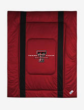 Texas Tech Red Raiders Sidelines Comforter