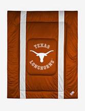 Texas Longhorns Sidelines Comforter