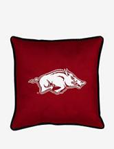 Arkansas Razorbacks Sidelines Pillow