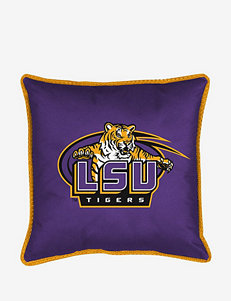 LSU Tigers Sidelines Pillow