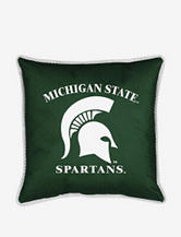 Michigan State Spartans Sidelines Pillow