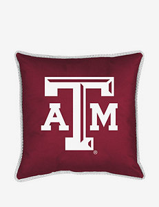 Texas A&M Aggies Sidelines Pillow
