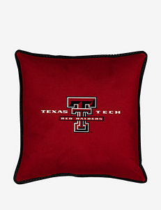Texas Tech Red Raiders Sidelines Pillow