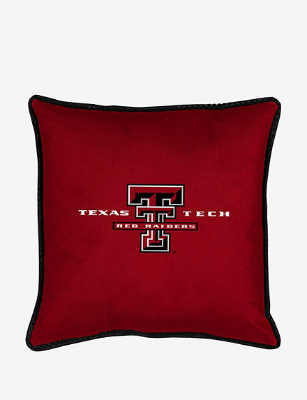 Sports Coverage  Decorative Pillows NCAA