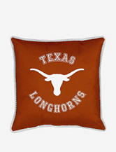 Texas Longhorns Sidelines Pillow