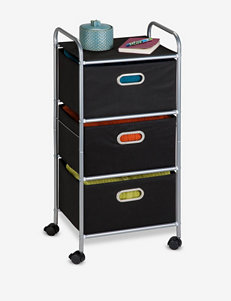 Honey-Can-Do 3-Drawer Fabric Storage Cart
