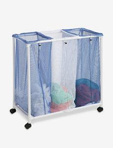 Honey-Can-Do 3 Bag Mesh Laundry Sorter
