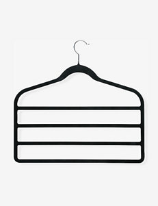 Honey-Can-Do 4-Pk Velvet Touch 4-Step Hangers