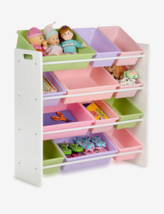 Honey-Can-Do International Light Multi Cubbies & Cubes