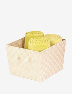 Honey-Can-Do International Cream Cubbies & Cubes Storage & Organization