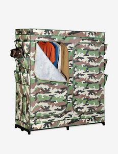 Honey-Can-Do International Camo Storage & Organization