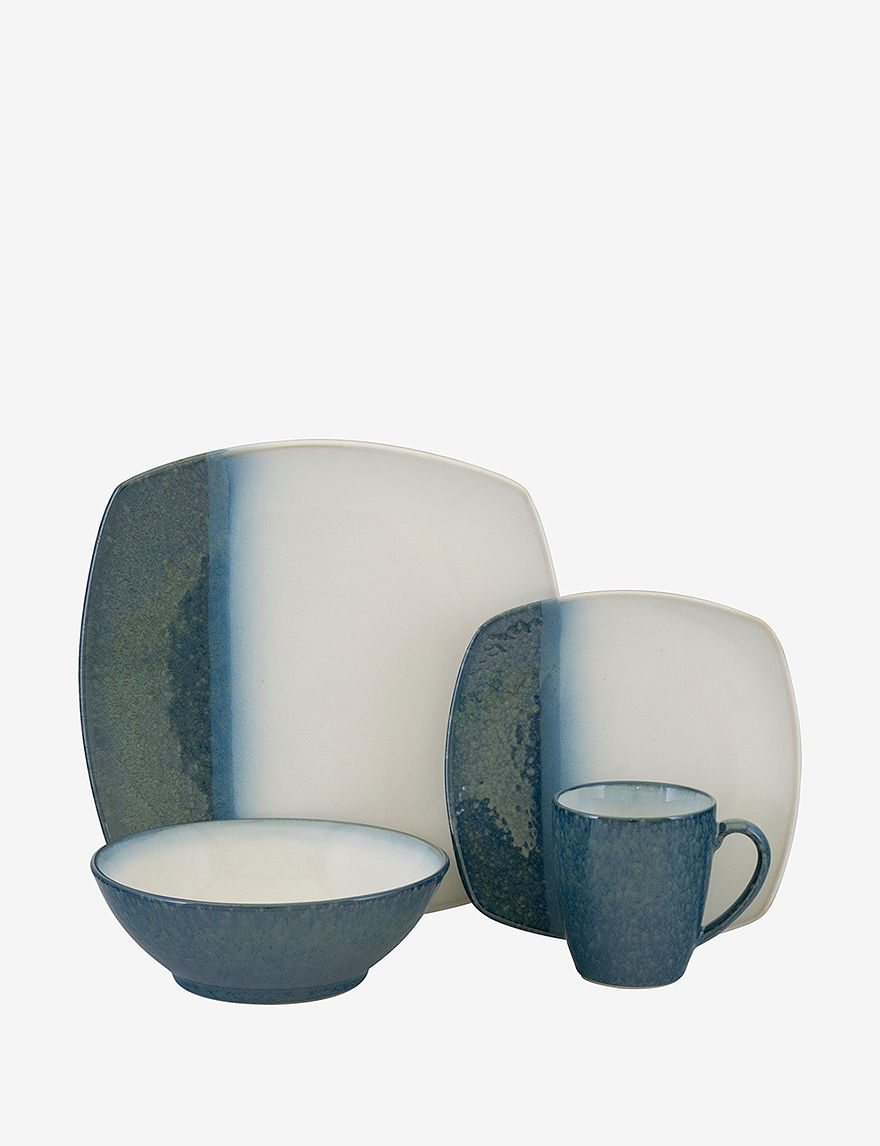 Sango Blue Dinnerware Sets Dinnerware