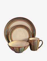 Sango Flair 16-pc. Dinnerware Set