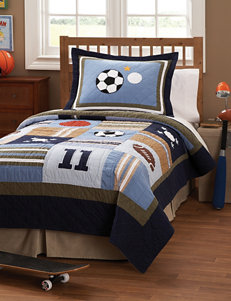 Pem America All State Sports Quilt & Sham Set
