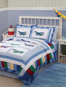 Pem America Fly Away Quilt & Sham Set