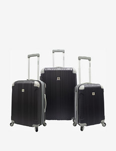 Beverly Hills Country Club Malibu 3-pc. Spinner Luggage Set