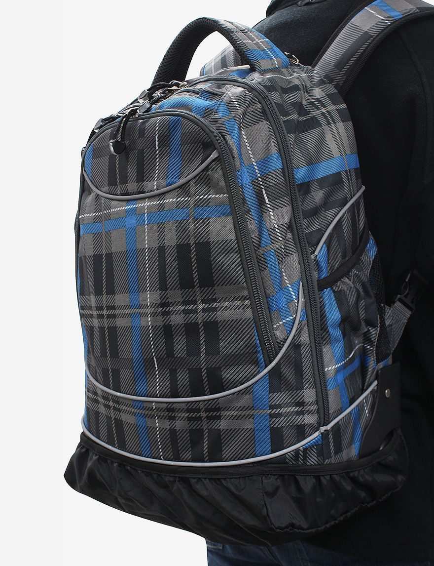 Grey Bookbags & Backpacks Laptop & Messenger Bags