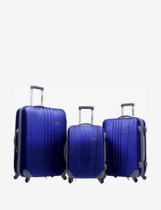 Traveler's Choice Toronto 3-pc. Hard-Side Spinner Luggage