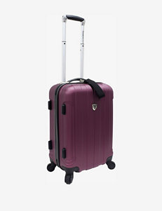 Traveler's Choice Cambridge Carry-on Spinner Luggage