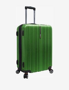 "Traveler's Choice Tasmania 25"" Expandable Spinner Luggage"