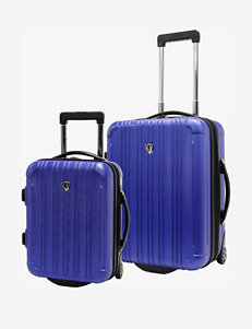 Navy Luggage Sets