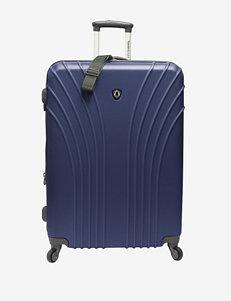 "Traveler's Choice 28"" Hard-side Lightweight Spinner Luggage"