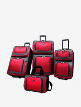 U.S. Traveler New Yorker 4-pc. Luggage Set