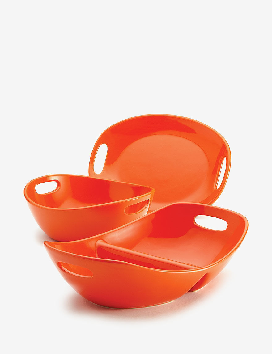 Rachael Ray  Serving Platters & Trays Serveware