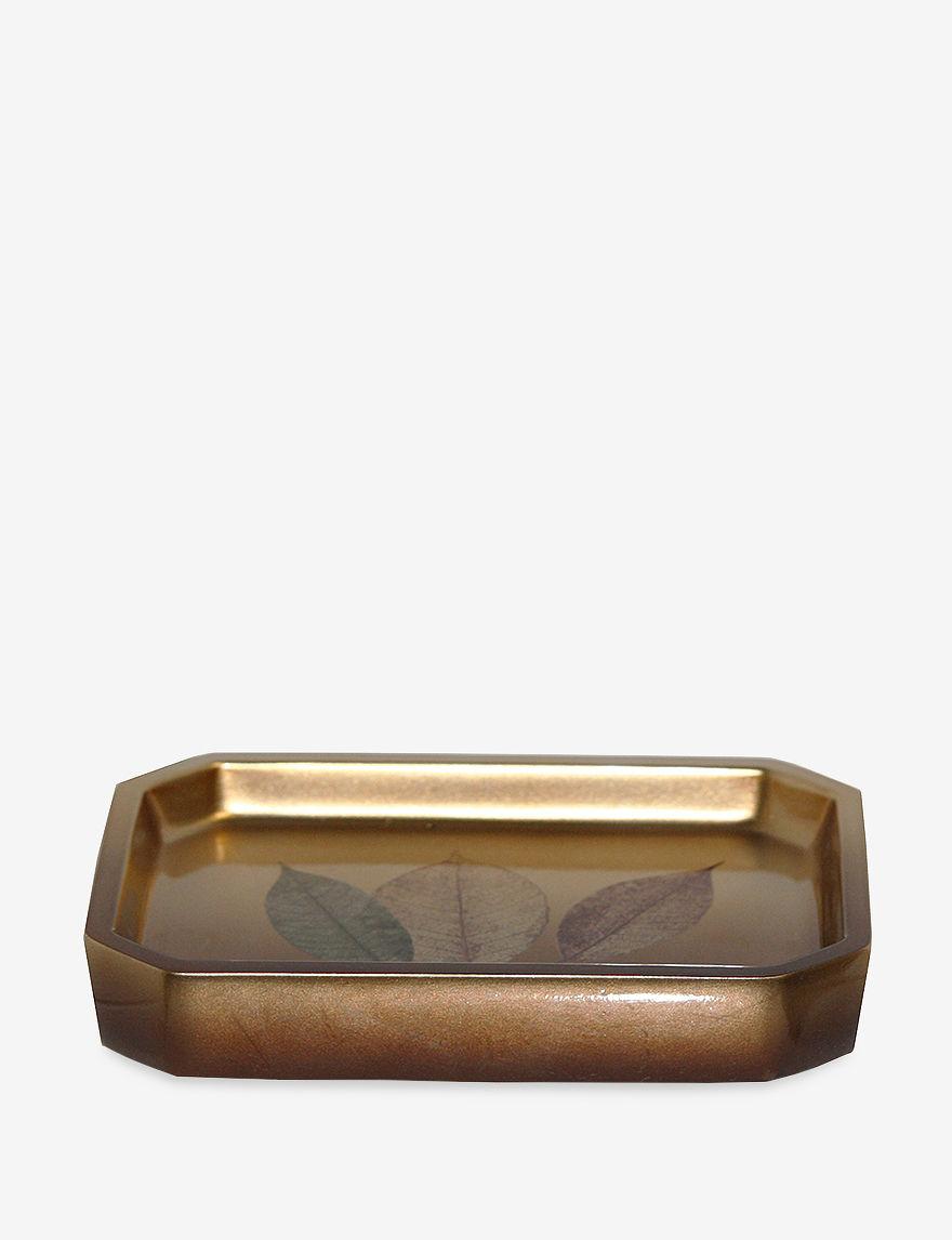 Bacova Guild  Soap Dishes Bath Accessories