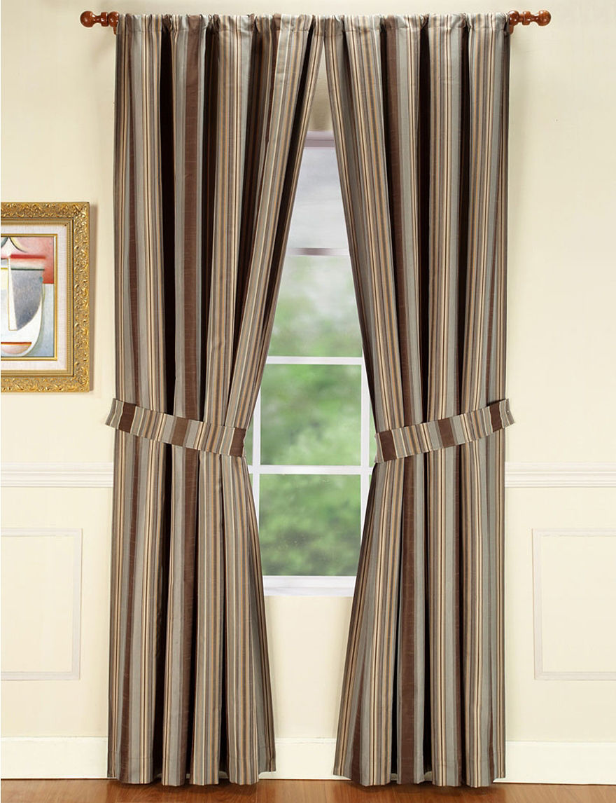 Home Fashions International  Curtains & Drapes Window Treatments