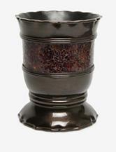 India Ink Prescott Waste Basket