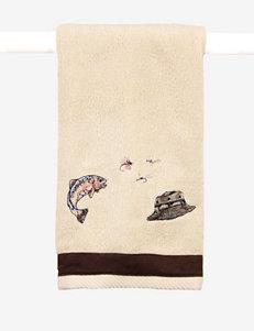 Bacova Guild Born To Fish Hand Towel