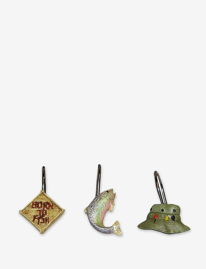 Bacova Guild  Shower Curtains & Hooks