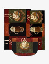 Mohawk Café Latte 3-pc. Rug Set