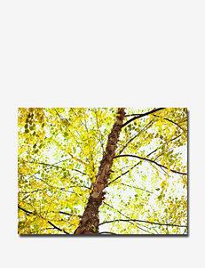 Trademark Fine Art Ariane Moshayedi 'Prickly Trunk' Canvas Art