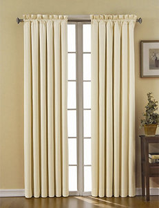 Eclipse Ivory Curtains & Drapes Window Treatments